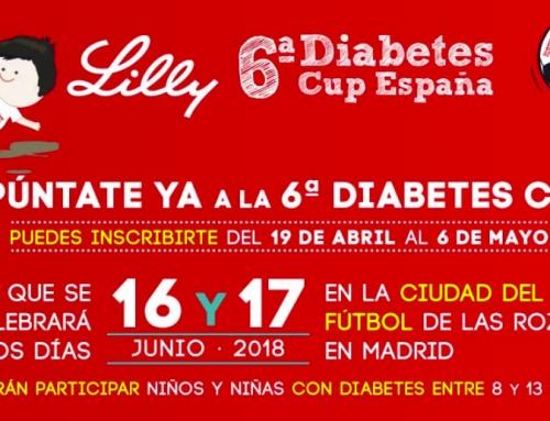 ¡¡¡VUELVE LA DIABETES CUP ESPAÑA!!!