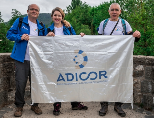 ADICOR CAMINA POR LA DIABETES A SANTIAGO