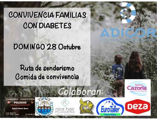 CONVIVENCIA DE FAMILIAS CON DIABETES