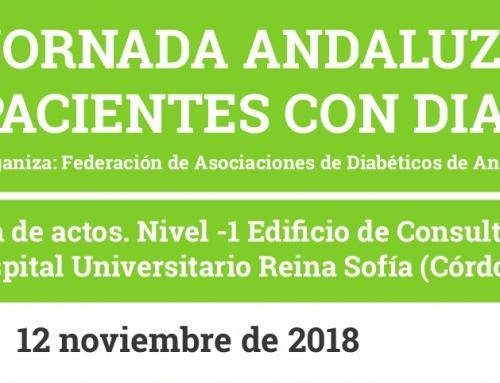 JORNADA ANDALUZA DE PACIENTES CON DIABETES