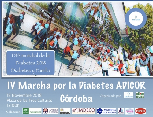 IV MARCHA POR LA DIABETES ADICOR