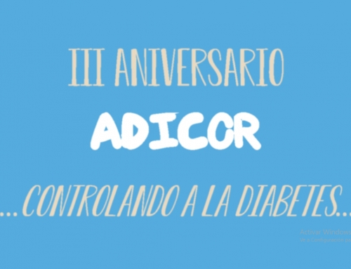 VÍDEO CONMEMORATIVO DEL 3º AÑO DE ACTIVIDAD DE ADICOR.