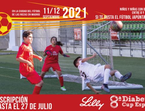 8ª DIABETES CUP ESPAÑA 2021