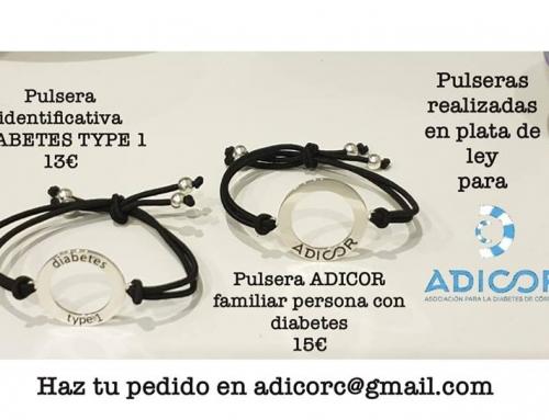 PULSERAS SOLIDARIAS ADICOR