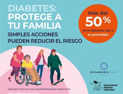 ACTIVIDADES ADICOR. DÍA MUNDIAL DE LA DIABETES 2019